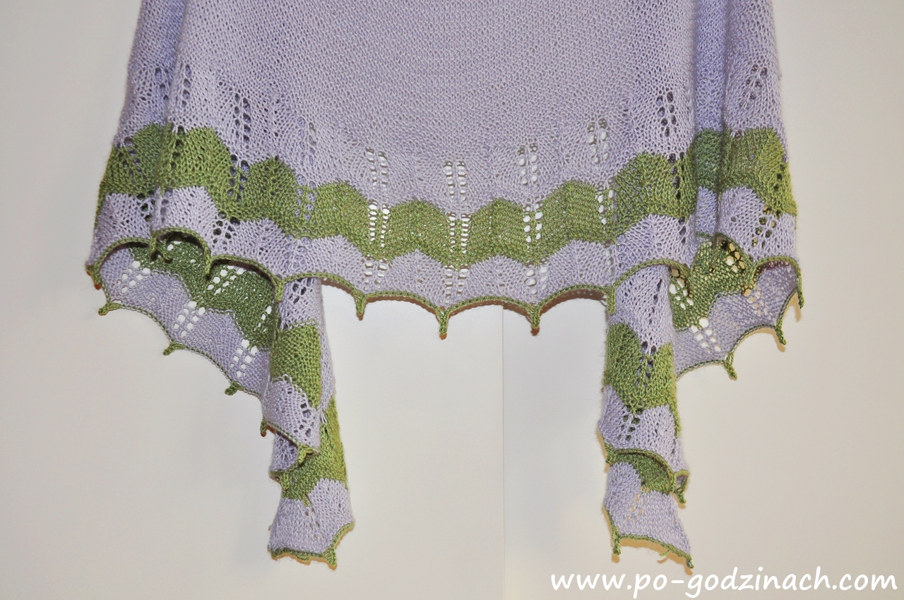 Alicante Shawl