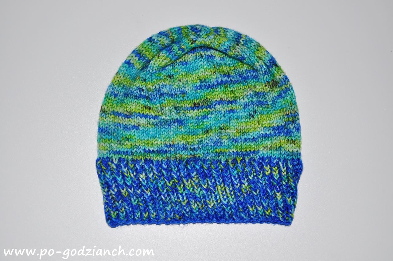 baktus i czapka