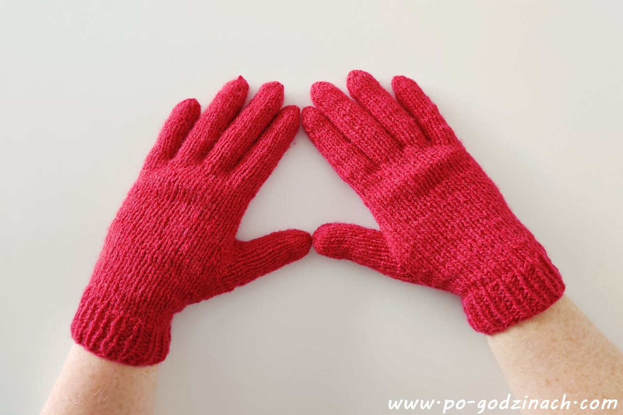 So Simple Gloves